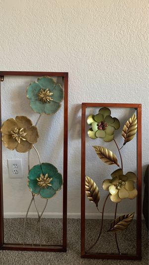 Metal work art for Sale in Rancho Cucamonga, CA