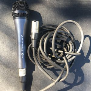 Sennheiser E 835 Microphone for Sale in Fort Lauderdale, FL