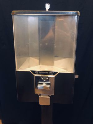 Antique desigmanufacturer US patent candy dispenser for Sale in Maplewood, MN
