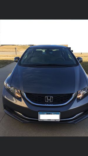 2013 Honda Civic LX for Sale in West Des Moines, IA