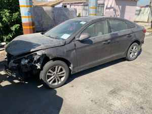 Parting out 2016 Hyundai Sonata for Sale in Los Angeles, CA