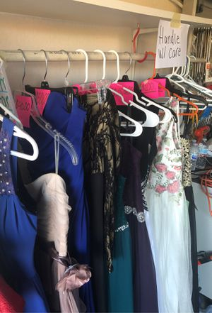 PROM DRESS SALE TODAY ONLY for Sale in Goodyear, AZ