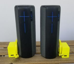Megaboom - Pair Bluetooth Speakers for Sale in Lake Forest, CA