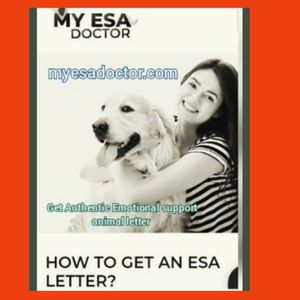 ✔️Get ESA letter Online, No expensive Diposit Live with ur Dog free for Sale in Santa Ana, CA