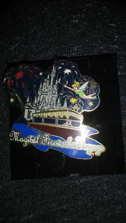 New Disney Magical Fireworks Voyage Pin for Sale in Silverdale,  WA