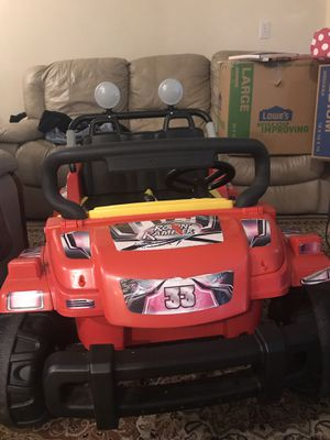 Kids toys car- Rollin' Rambler 12V Battery for Sale in Issaquah, WA