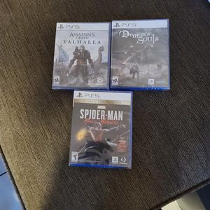 Ps 5 Game for Sale in Bell Gardens, CA
