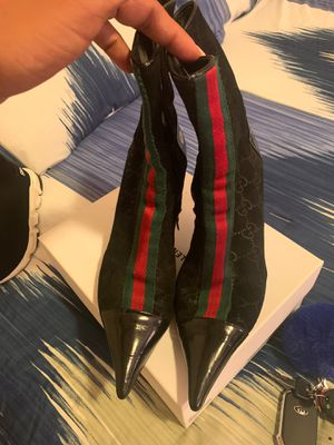 Gucci Boots (AUTHENTIC) for Sale in Los Angeles, CA