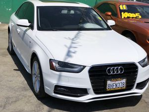 2016 Audi A4 for Sale in Bakersfield, CA