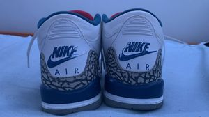 Air Jordan 3 Retro's OG 'True Blue' for Sale in Newark, NJ