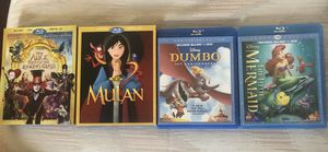 Disney Movie Blu-Ray/DVD Collection for Sale in Jupiter, FL