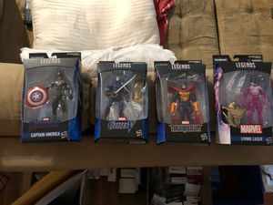 Marvel Legends new EndGame Wave of 4 Figures for Sale in Houston, TX