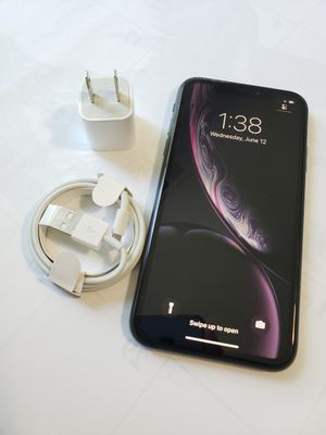 iPhone XR, Factory Unlocked, Excellent Condition..As like New. for Sale in Fort Belvoir, VA