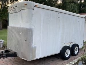 7x14 Enclosed Trailer Well Cargo for Sale in St. Petersburg, FL
