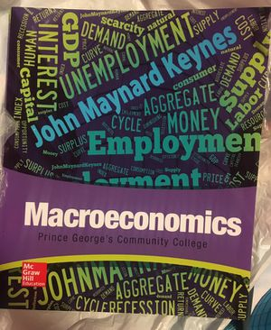 Macroeconomics for Sale in Fort Washington, MD