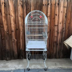 White Bird Cage for Sale in Whittier,  CA