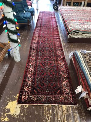 Vintage Persian Handmade Knotted Rug Runner oriental for Sale in Vernon, CT