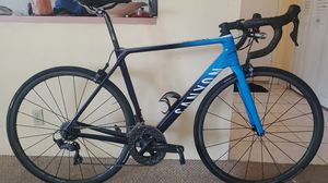 Canyon Ultimate CF SL Road Bike M size ( 55cm ) for Sale in Hollywood, FL