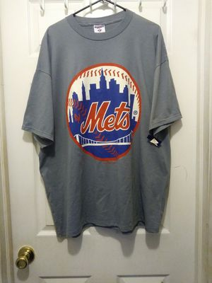 New York Mets 2X Skyline Americana Tee for Sale in Columbus, OH