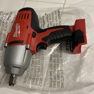 Milwaukee impact wrench (tools only) brand new 450 torque. for Sale in La Mesa, CA