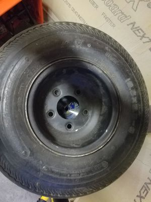 Snowmobile trailer tires for Sale in Dracut, MA