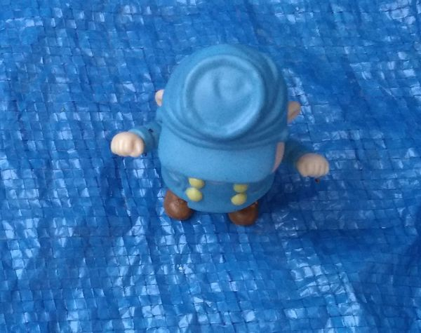 Rugrats The Movie Phil PVC Toy 1998 Mattel Nickelodeon