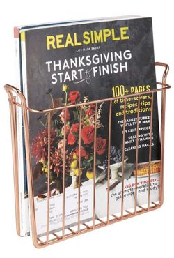Rose gold Magazine rack for Sale in New York,  NY