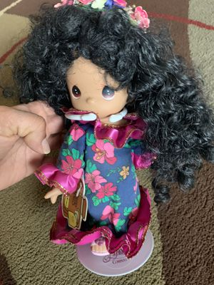 Precious moments Hawaiian doll for Sale in Mountain View, CA