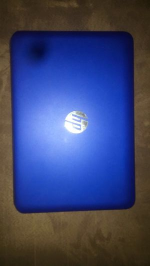 HP touchscreen laptop for Sale in Chicago, IL