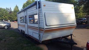 1983 25ft Nomad camper trailer for Sale in Vancouver, WA