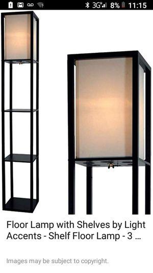 FLOOR LAMPS 2 / $35 for Sale in Garden Grove, CA