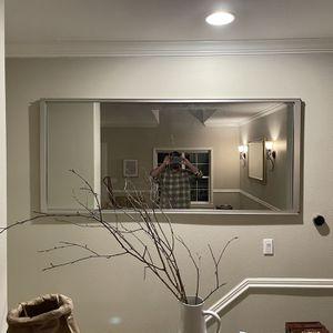 6.5 feet times 3 foot mirror for Sale in Bellevue, WA