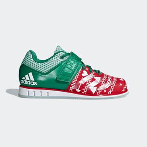 Adidas 3.1 Christmas powerlifting shoe for Sale in Silver Spring, MD