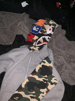 Bape hoodie for Sale in Detroit, MI
