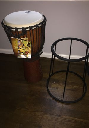 Toca Djembe Drum for Sale in Rockville, MD