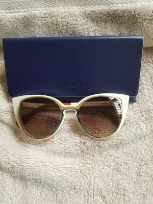 FENDI Sunglasses w/Hard case for Sale in Washington, DC