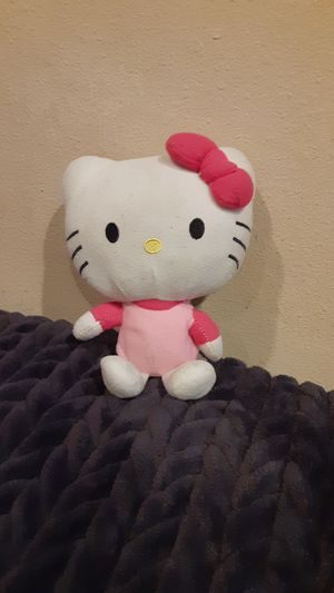 Hello kitty plushie for Sale in Santa Ana, CA