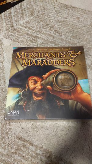 Merchants and Marauders Board Game for Sale in Oakland, CA