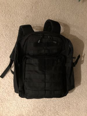 5.11 rush24 37L backpack barley used. 85. Will accept first reasonable offer for Sale in Alexandria, VA