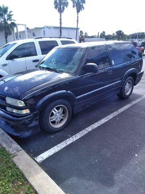 2002 Chevy Blazer 2 Door for Sale in Lutz, FL