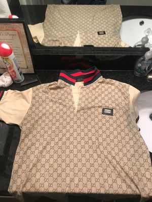 Gucci shirt for Sale in Chapel Hill, NC
