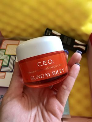 Sunday Riley Moisturizing Cream with Vitamin C for Sale in Pico Rivera, CA