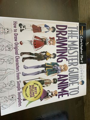 Anime Drawing Book for Sale in El Mirage, AZ