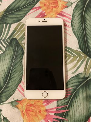 iPhone 6s Plus 64g for Sale in Dover, NJ