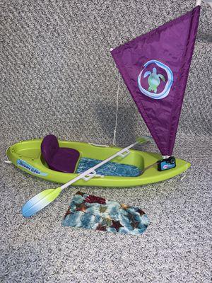 American Girl ocean kayak set for Sale in Coral Gables, FL