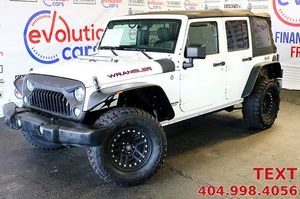 2015 Jeep Wrangler Unlimited for Sale in Conyers, GA