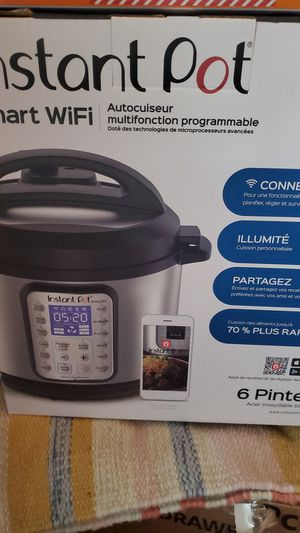 Instant pot .(holla instantánea) wifi connectivity for Sale in Landover, MD