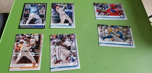 Rookie baseball card lot #3 for Sale in Westampton, NJ