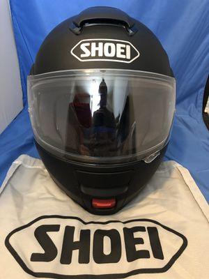 Shoei Neotec Large Motorcycle Helmet (L) for Sale in Las Vegas, NV