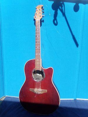 Electric acoustic guitar for Sale in Phoenix, AZ